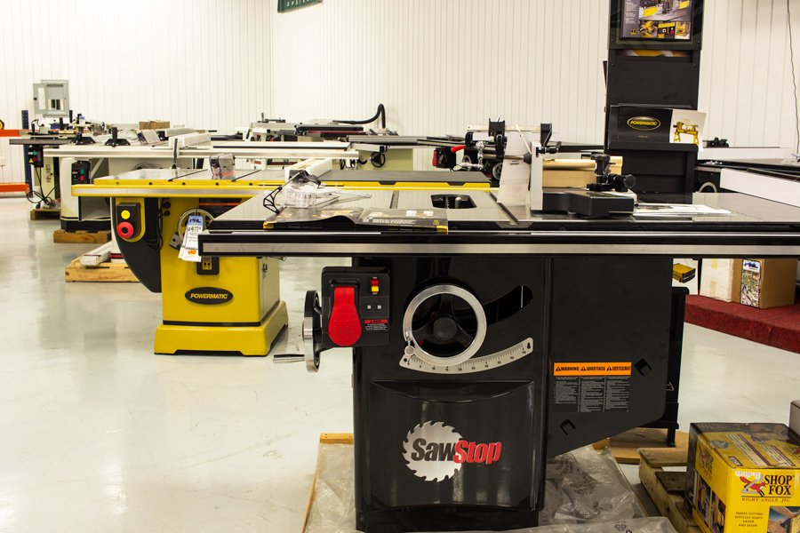 About   PMC Machinery & Tools