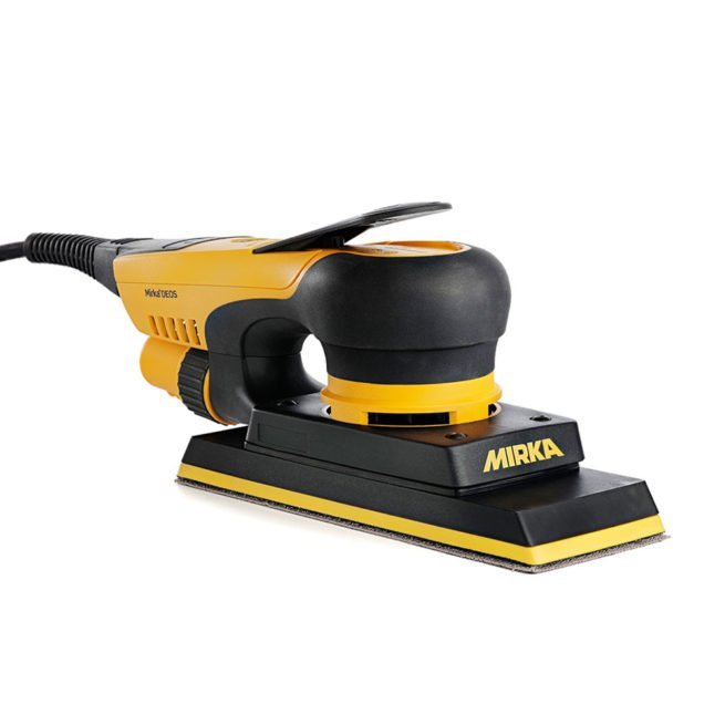 Mirka DEOS Direct Electric Orbital Sander | PMC Machine & Tools