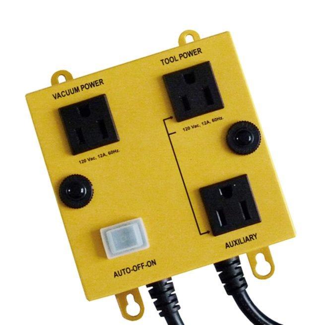 SBNA Switch Box | PMC Machines & Tools