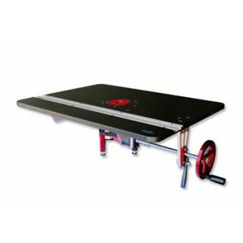 Jessem Mast-R-Lift II Excel Router Table Package | PMC Machines & Tools