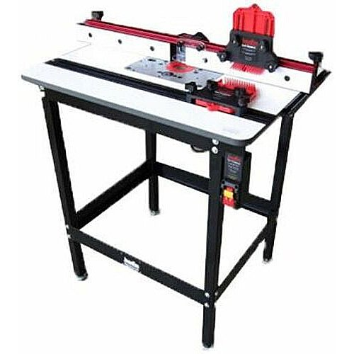 Jessem Router Table Package | PMC Machines & Tools