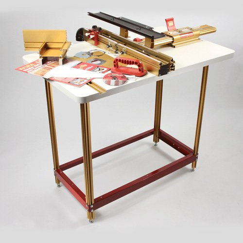 "Incra Router Fence/Table Combo ""The Works"" 