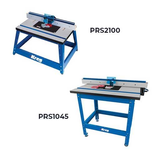 Kreg Precision Router Table Package | PMC Machines & Tools