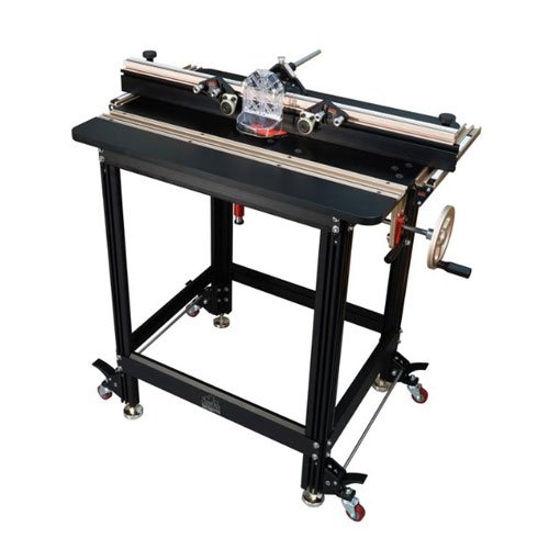 Jessem Mast-R-Lift II Ultimate Excel II Router Table Package | PMC Machines & Tools