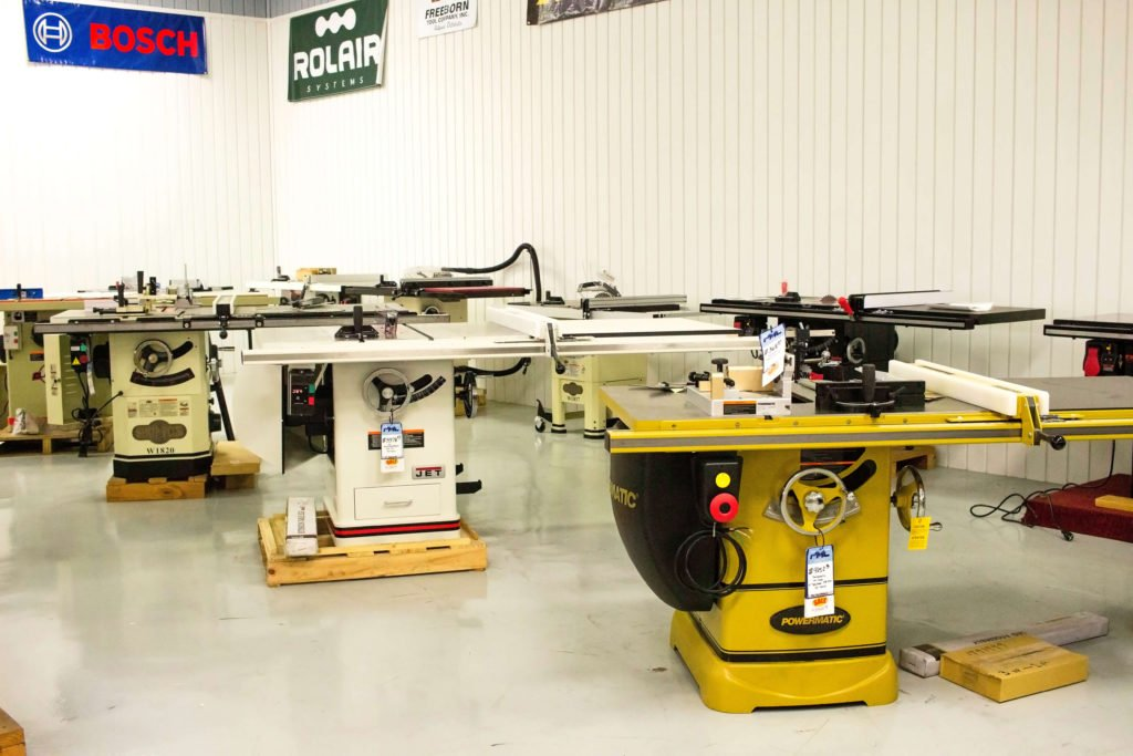 Table Saws | PMC Woodworking Machinery & Tools | Hammond, LA