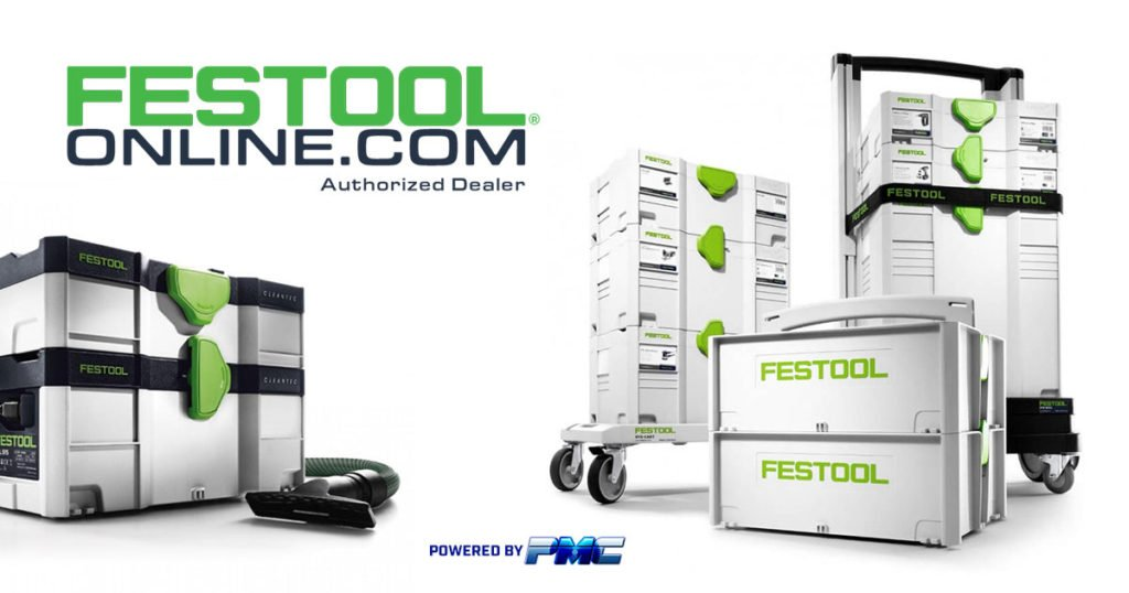 Festool Online | PMC Woodworking Machinery & Tools | Hammond, LA