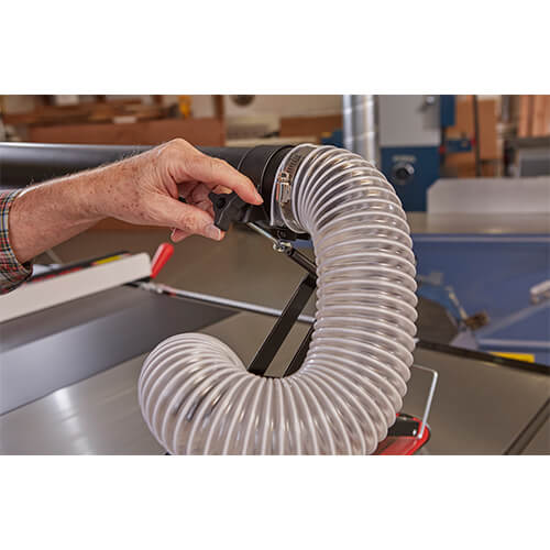 Floating Overarm Dust Collection Guard | PMC Woodworking Machinery & Tools | Hammond, LA