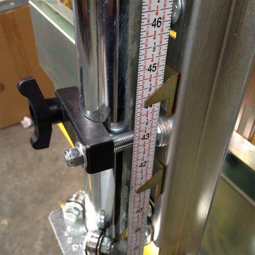 Saw Trax 1064MF 1000 Series Vertical Panel Saw With Makita Saw Motor   PMC Machines & Tools   Woodworking   Hammond, LA