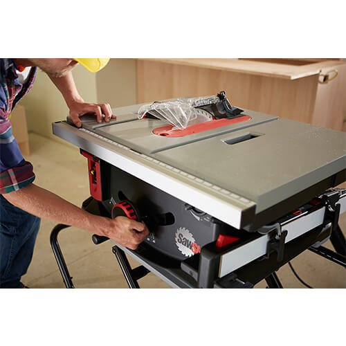 SawStop Jobsite Saw | PMC Woodworking Machinery & Tools | Hammond, LA