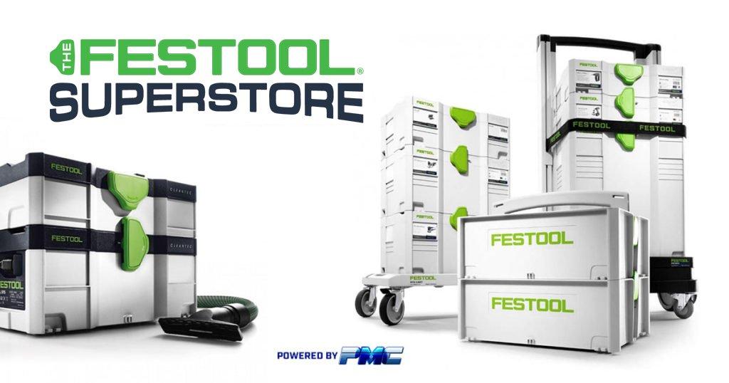 The Festool Superstore | PMC Woodworking Machinery & Tools | Hammond, LA