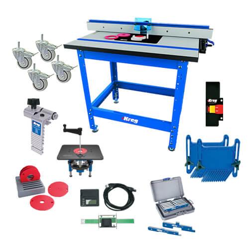 Kreg PRS1045 Deluxe Pro 2 | PMC Woodworking Machinery & Tools | Hammond, LA