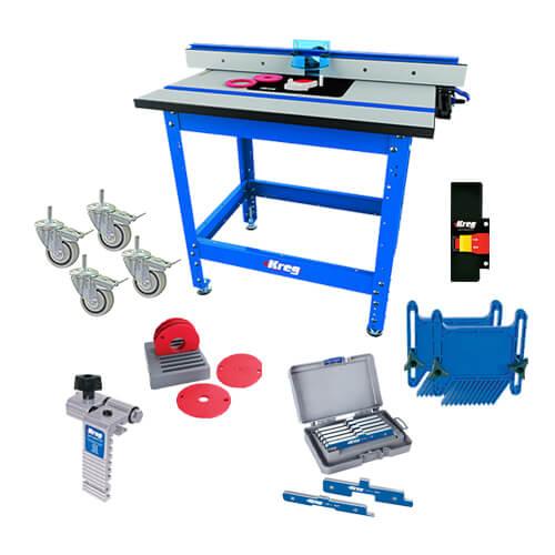 Kreg PRS1045 Deluxe | PMC Woodworking Machinery & Tools | Hammond, LA