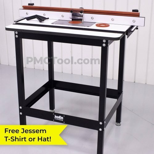 Jessem Basic Router Table Package | PMC Woodworking Machinery & Tools | Hammond, LA