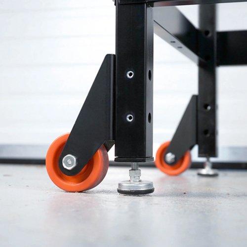 Jessem 05006 Caster Set | PMC Woodworking Machinery & Tools | Hammond, LA