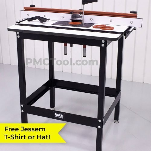 Jessem Mast-R-Lift II Basic Router Table Package| PMC Woodworking Machinery & Tools | Hammond, LA