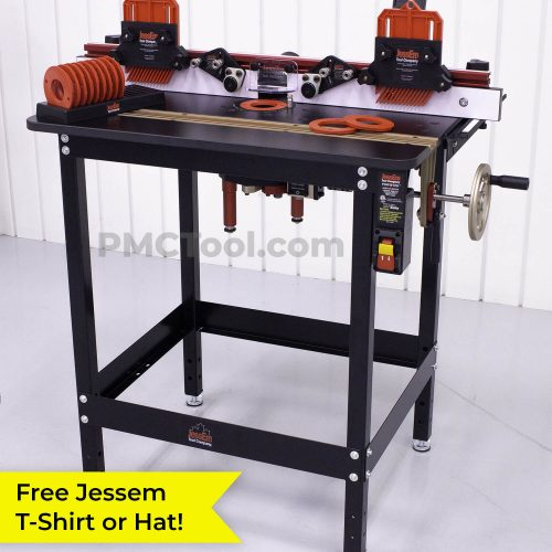 Jessem Mast-R-Lift II Excel Plus DRO CC Router Table Package | PMC Woodworking Machinery & Tools | Hammond, LA