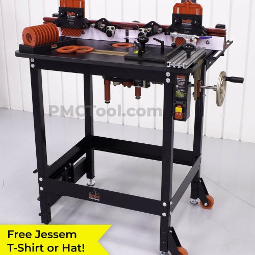 Jessem Mast-R-Lift II Excel Premium CC Router Table Package | PMC Woodworking Machinery & Tools | Hammond, LA