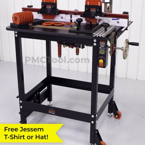 Jessem Mast-R-Lift II Excel Premium DRO Router Table Package| PMC Woodworking Machinery & Tools | Hammond, LA