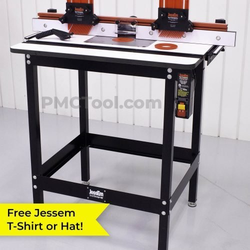 Jessem Plus Router Table Package | PMC Woodworking Machinery & Tools | Hammond, LA