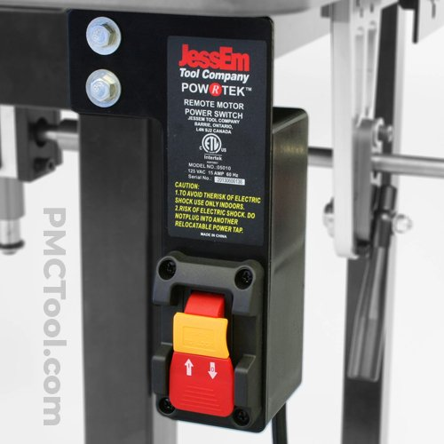 Jessem 05010 Pow-R-Tek Remote Switch | PMC Woodworking Machinery & Tools | Hammond, LA