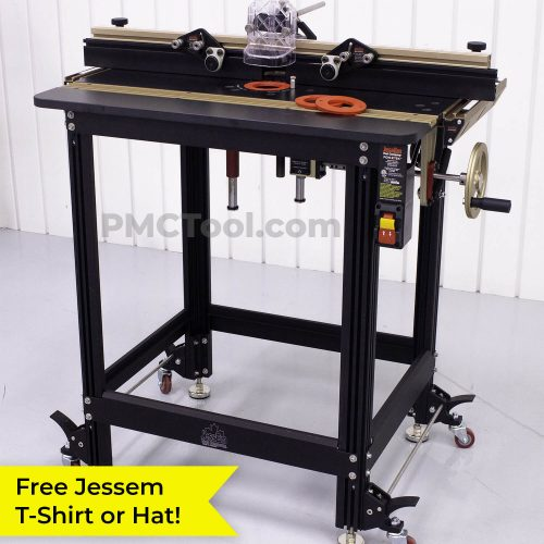 Jessem Ultimate Router Table Package | PMC Woodworking Machinery & Tools | Hammond, LA