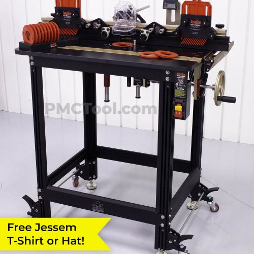 Jessem Ultimate DRO Router Table Package | PMC Woodworking Machinery & Tools | Hammond, LA