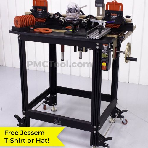 Jessem Ultimate DRO Max Router Table Package | PMC Woodworking Machinery & Tools | Hammond, LA
