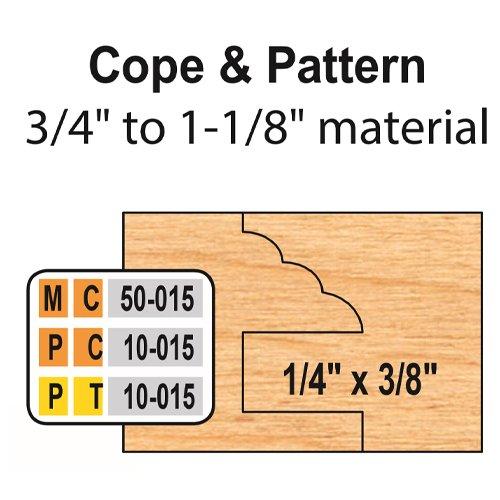Freeborn MC-50-015 6pc Cabinet Door Set | PMC Woodworking Machinery & Tools | Hammond, LA