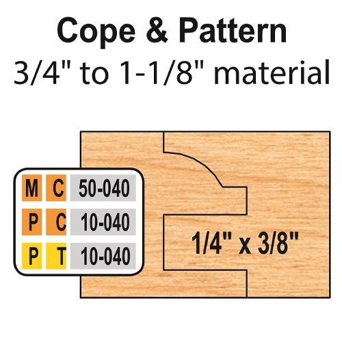 Freeborn MC-50-040 6pc Cabinet Door Set | PMC Woodworking Machinery & Tools | Hammond, LA
