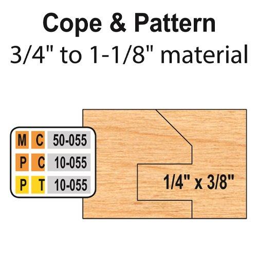 Freeborn MC-50-055 6pc Cabinet Door Set | PMC Woodworking Machinery & Tools | Hammond, LA