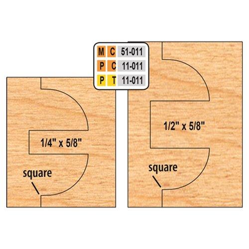 Freeborn MC-51-011 8pc Entry Door Set | PMC Woodworking Machinery & Tools | Hammond, LA