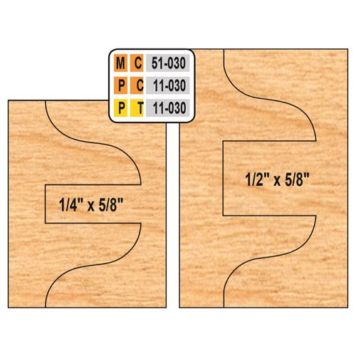 Freeborn MC-51-030 8pc Entry Door Set | PMC Woodworking Machinery & Tools | Hammond, LA