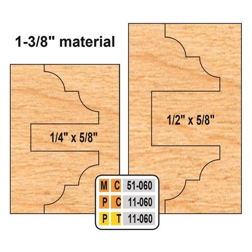 Freeborn MC-51-060 8pc Entry Door Set | PMC Woodworking Machinery & Tools | Hammond, LA