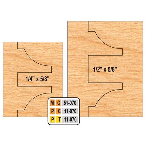 Freeborn MC-51-070 8pc Entry Door Set | PMC Woodworking Machinery & Tools | Hammond, LA