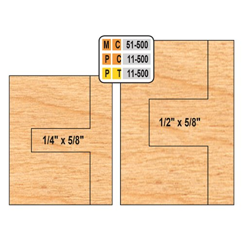 Freeborn MC-51-500 8pc Entry Door Set | PMC Woodworking Machinery & Tools | Hammond, LA