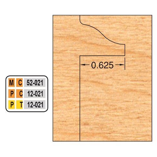 Freeborn MC-52-021 2pc Optional Glass Panel Groovers | PMC Woodworking Machinery & Tools | Hammond, LA