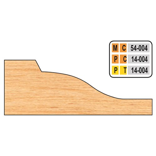 Freeborn MC-54-004 Raised Panel Shaper Cutters   PMC Woodworking Machinery & Tools   Hammond, LA