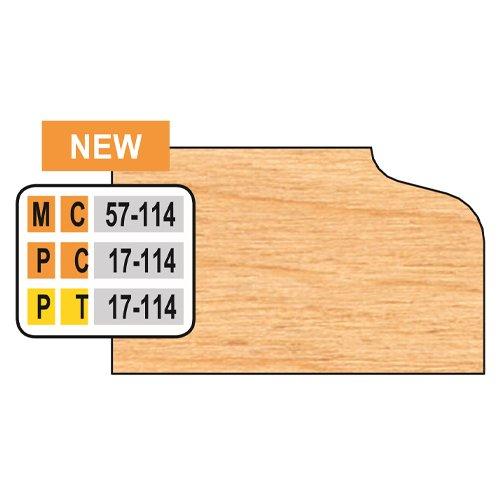 Freeborn MC-57-114 Door Edge Top Cutter | PMC Woodworking Machinery & Tools | Hammond, LA