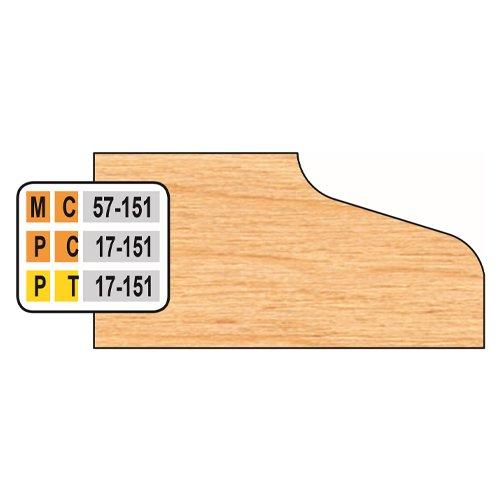Freeborn MC-57-151 Door Edge Top Cutter | PMC Woodworking Machinery & Tools | Hammond, LA