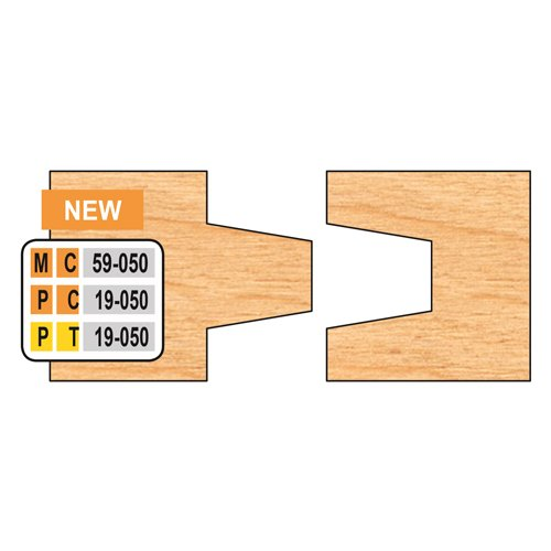 Freeborn MC-59-050 Wedge Tongue and Groove Edge Banding | PMC Woodworking Machinery & Tools | Hammond, LA
