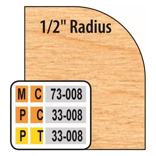 Freeborn MC-73-008 Extended Corner Rounds | PMC Woodworking Machinery & Tools | Hammond, LA