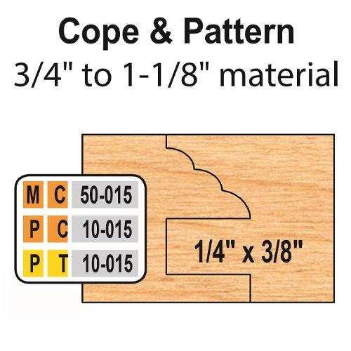 Freeborn PC-10-015 6pc Cabinet Door Set | PMC Woodworking Machinery & Tools | Hammond, LA