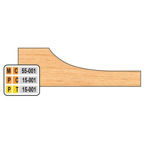 Freeborn PC-15-001 Raised Panel | PMC Woodworking Machinery & Tools | Hammond, LA