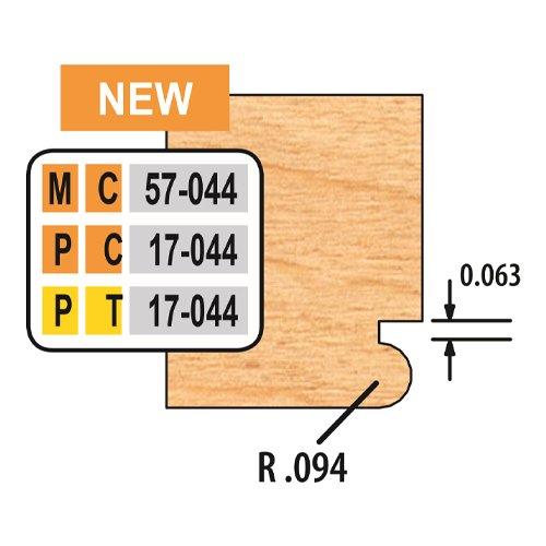Freeborn PC-17-044 Bead Cutters | PMC Woodworking Machinery & Tools | Hammond, LA