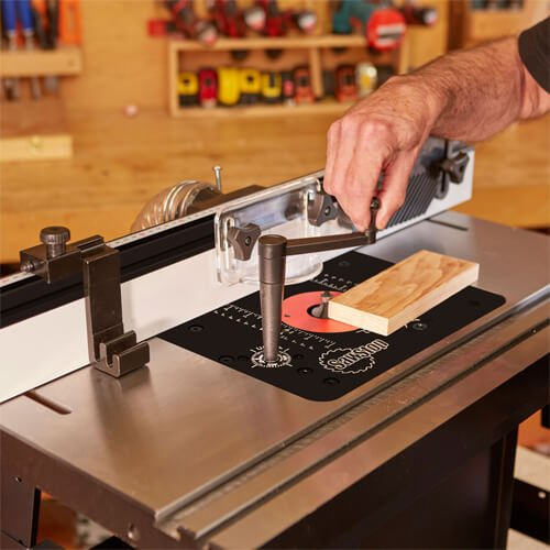SawStop Benchtop Router Table | PMC Woodworking Machinery & Tools | Hammond, LA