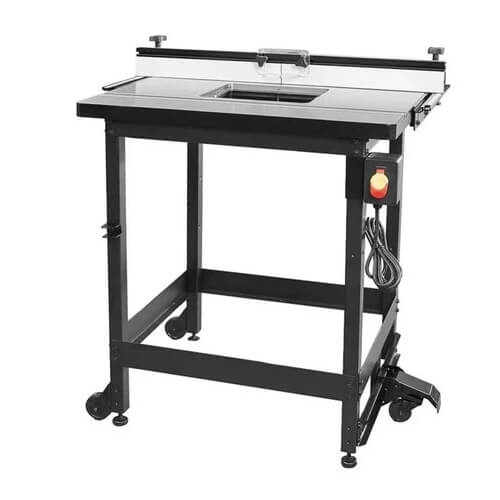 SawStop Standalone Cast Iron Router Table | PMC Woodworking Machinery & Tools | Hammond, LA