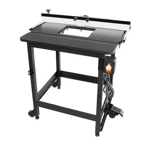 SawStop Standalone Phenolic Router Table | PMC Woodworking Machinery & Tools | Hammond, LA